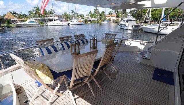Get Wet Charter Yacht - 4