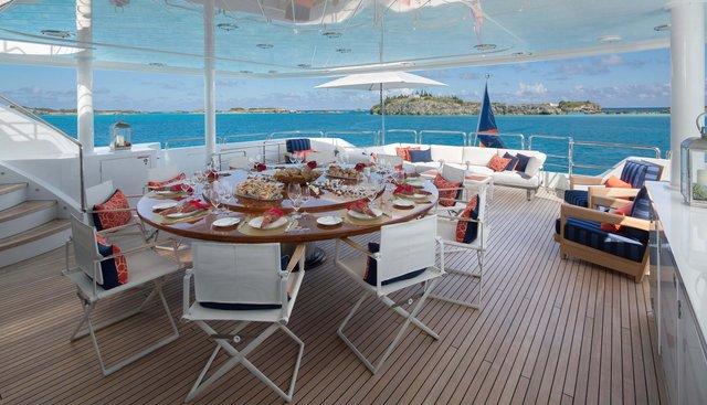 Pisces Charter Yacht - 4