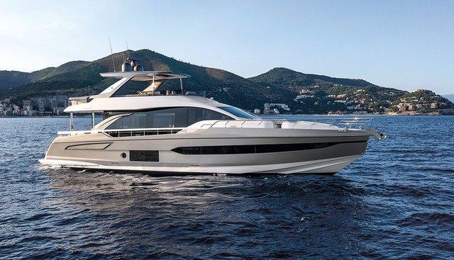 OMR Group Charter Yacht