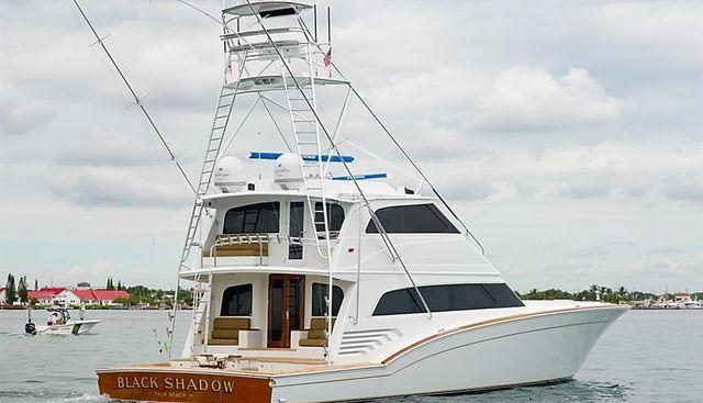 Black Shadow Charter Yacht - 2