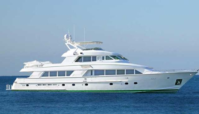 Delicious Charter Yacht