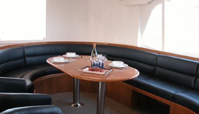 Polaris Charter Yacht - 4