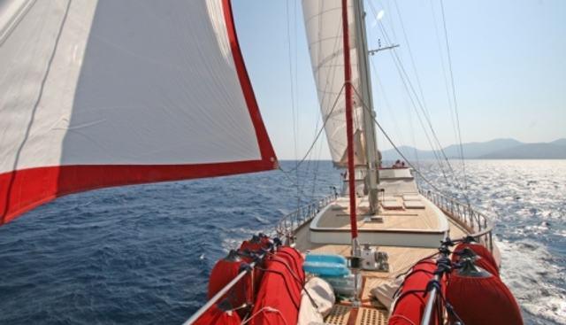 Serenity 86 Charter Yacht - 8
