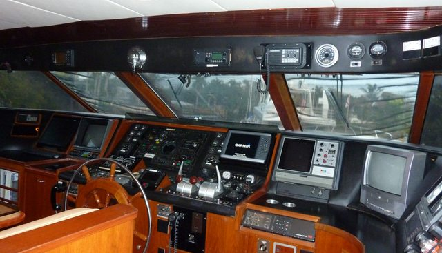 Independence Charter Yacht - 7