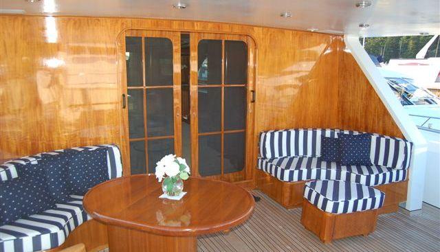 Diego Charter Yacht - 2