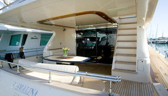 Basmalina Charter Yacht - 2