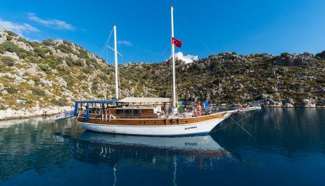 Alaturka 1 Charter Yacht
