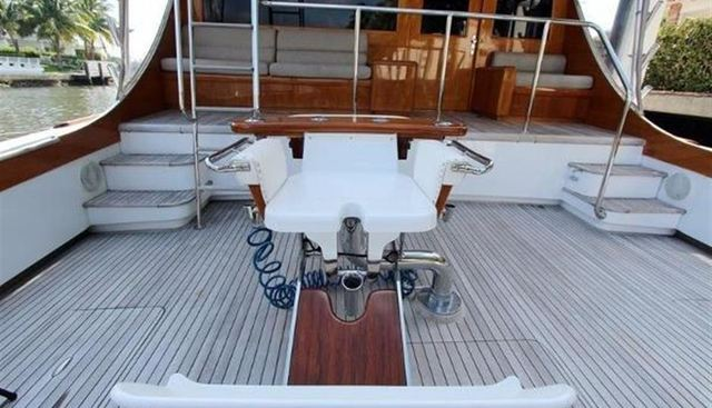 Hullbilly Charter Yacht - 5