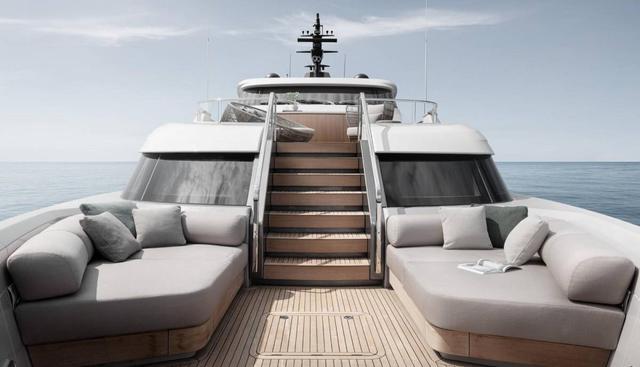 Malkia Charter Yacht - 4
