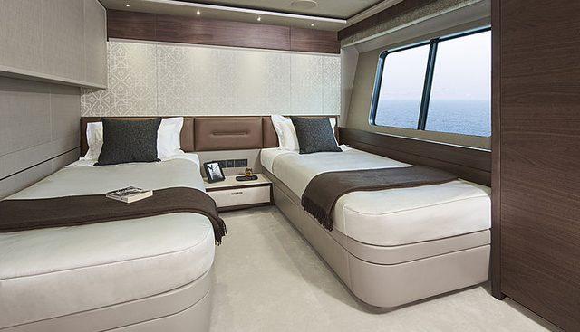Restless Charter Yacht - 8
