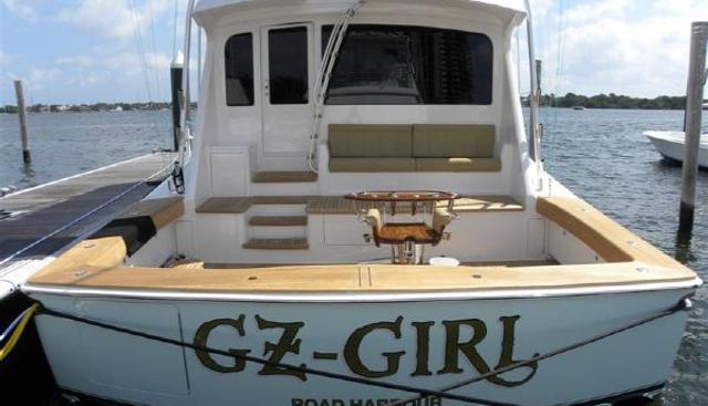 G-Z Girl Charter Yacht - 2