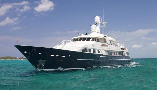 Miss Iloilo Charter Yacht