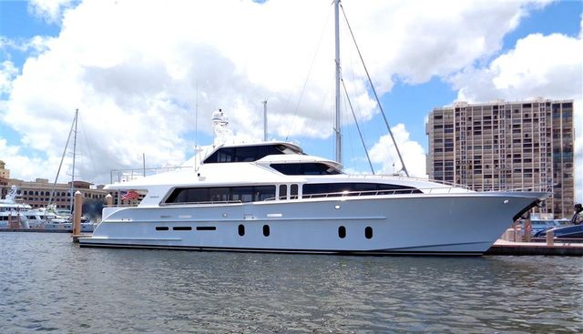 Southern Brew Charter Yacht - 2