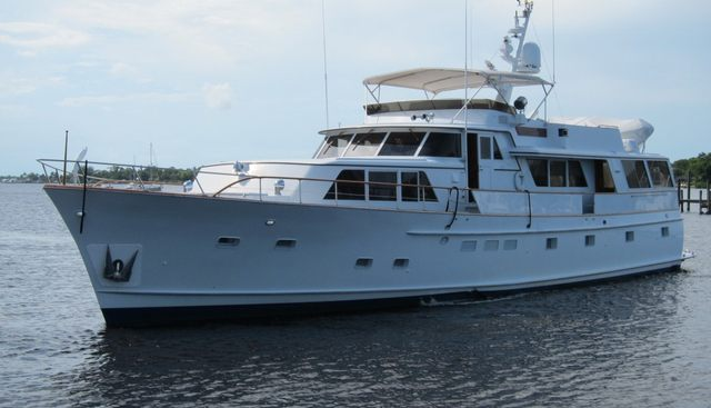 Silver Lining Charter Yacht - 4