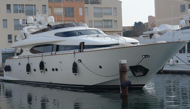 Lady Katana Charter Yacht