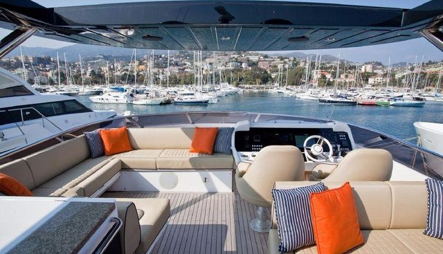 Mystery King Charter Yacht