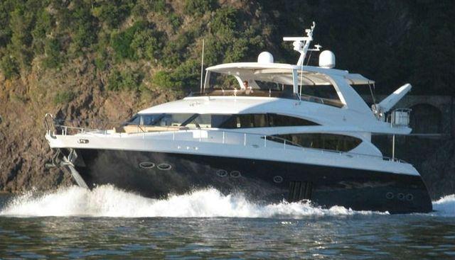 Ecureuil Charter Yacht