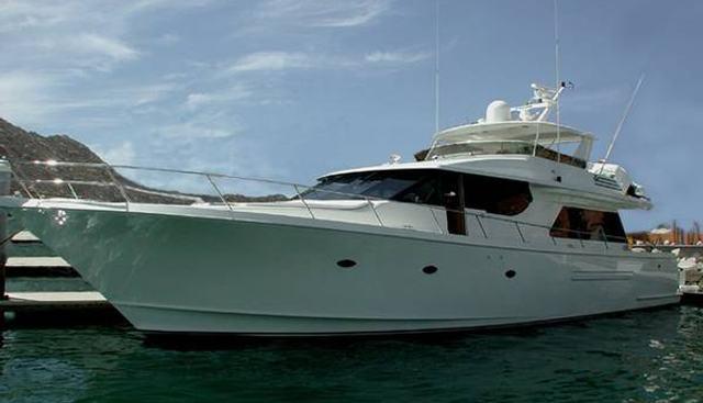 Esperanza Charter Yacht - 2
