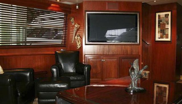 Uptown Charter Yacht - 4