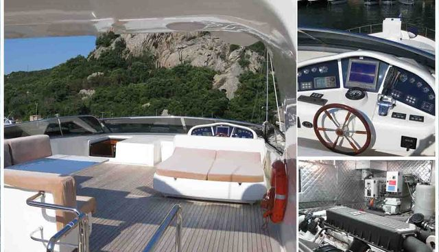 Mosca Charter Yacht - 5
