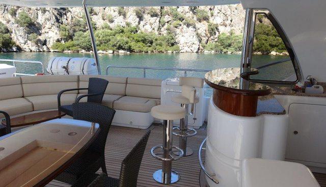 Rebecca V Charter Yacht - 4