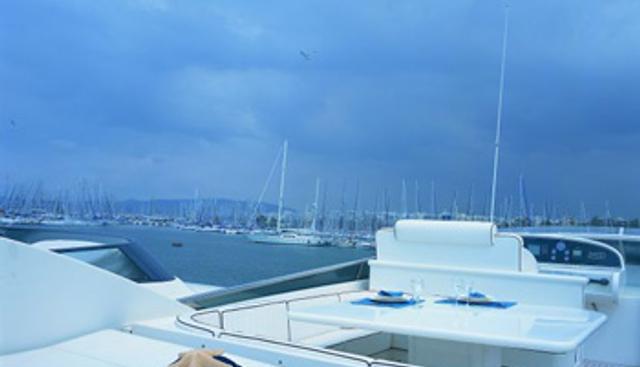 Gina M Charter Yacht - 2