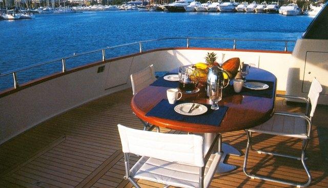 Hanja Charter Yacht - 4