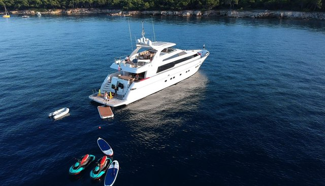 Faster Charter Yacht - 5