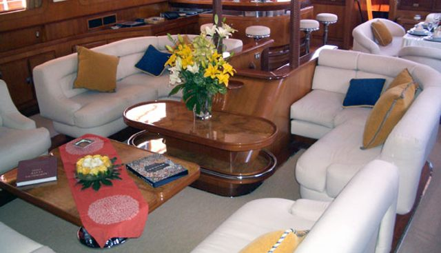 Christianne B Charter Yacht - 6