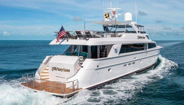 Victory Lane Charter Yacht - 5