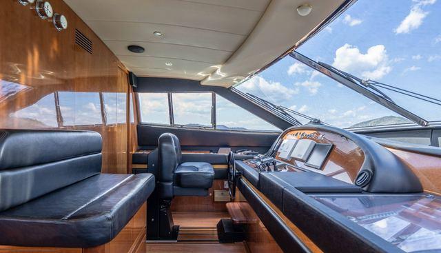 Estia Yi Charter Yacht - 8