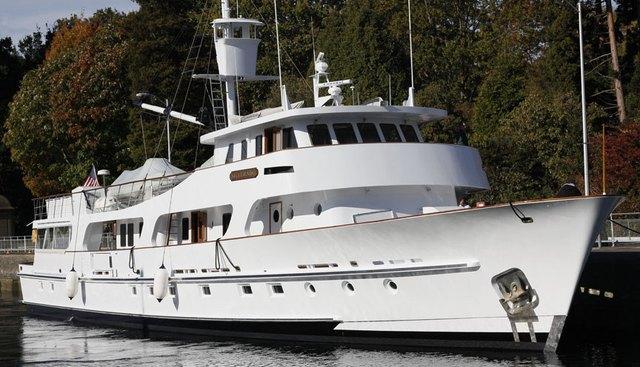Silverado Charter Yacht - 2