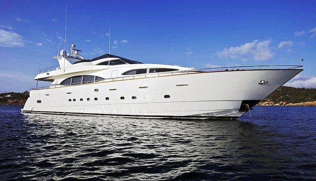 Reflection Charter Yacht
