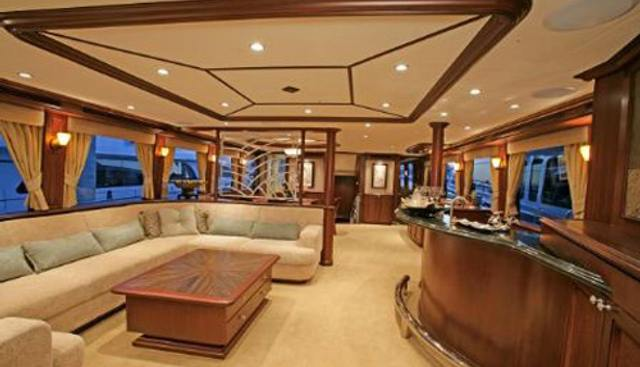 Christine II Charter Yacht - 3