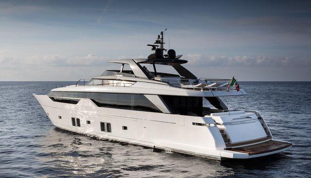 Genoa Charter Yacht