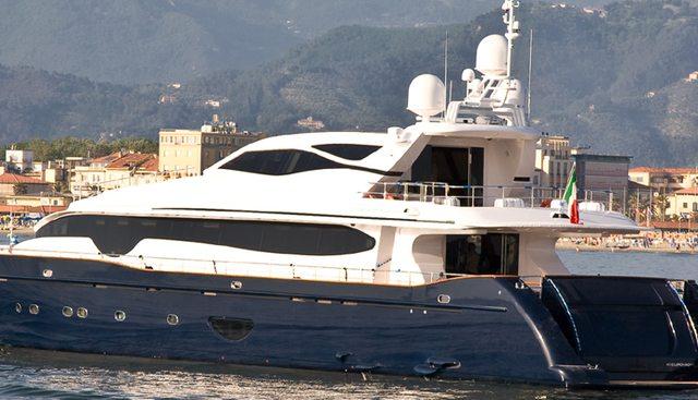 Aldoga Charter Yacht - 3
