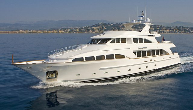 Enchantress Charter Yacht