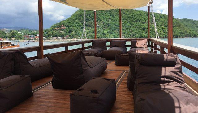 Nyaman Boat Charter Yacht - 6