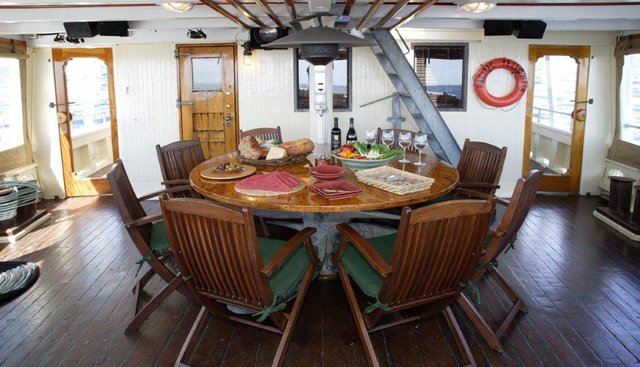Pacific Yellowfin Charter Yacht - 7