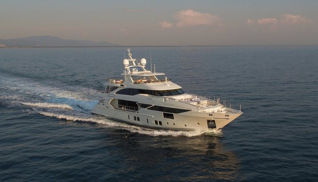 Inspiration Charter Yacht - 3