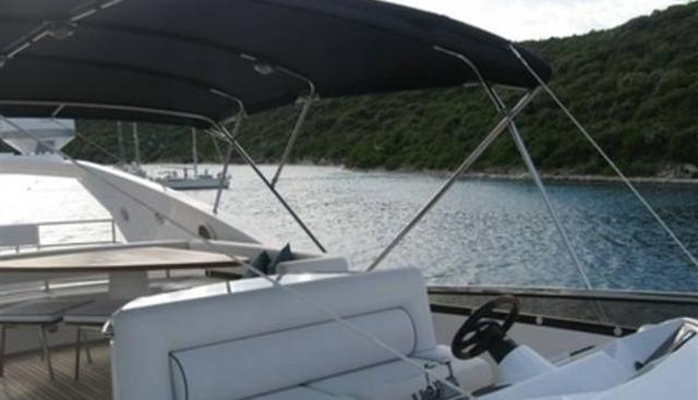 Harrys Game Charter Yacht - 2