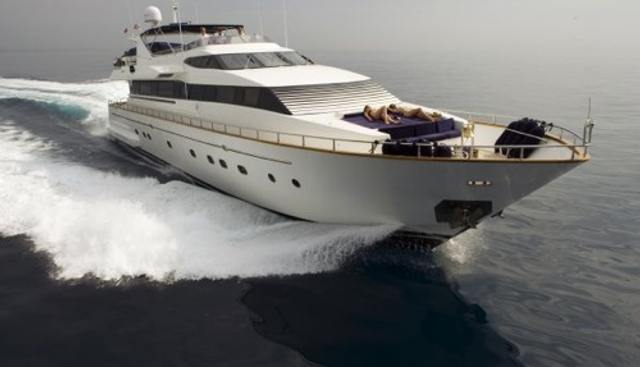 Obsession III Charter Yacht - 2