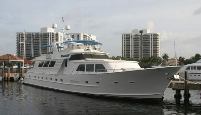 Just Faith Charter Yacht