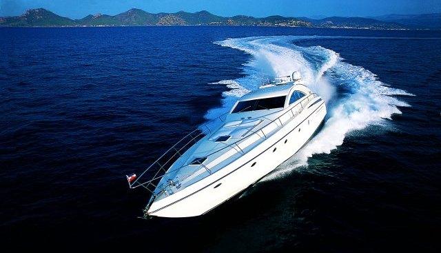 Sweet Titi Charter Yacht - 2