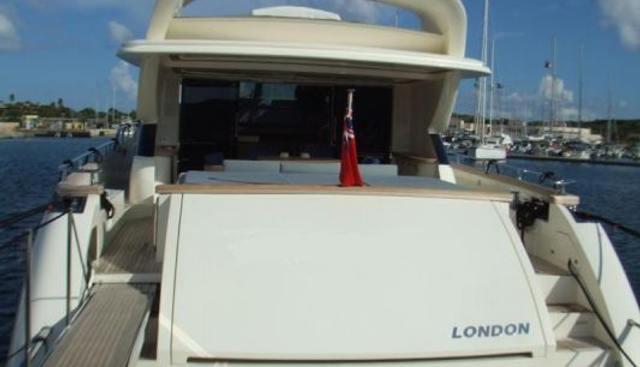 Pampa Charter Yacht - 2