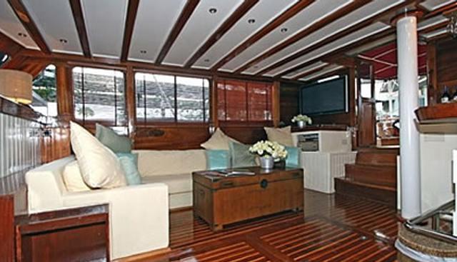 Lady Anita Charter Yacht - 5