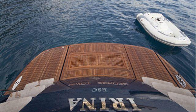 Irina Esc Charter Yacht - 5