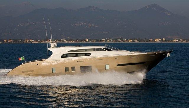 AHT Charter Yacht - 5
