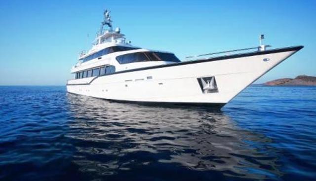 Carmen Serena Charter Yacht