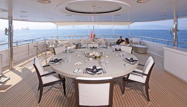 Hurricane Run Charter Yacht - 4